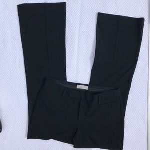 Gap Black Boot Pants, Sz6.                     PO1
